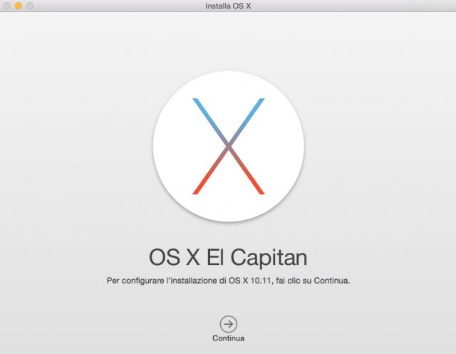 Come scaricare OS X 10.11 El Capitan