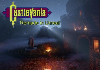 Castelvania: il remake disponibile per il download gratuito
