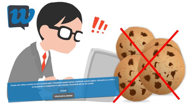 Come eliminare i banner dei cookie da tutti i siti