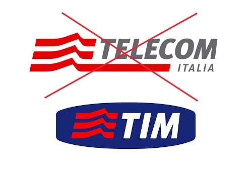 Addio a Telecom Italia, a partire dal 1° Maggio diventerà TIM!