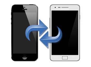 scaricare rubrica da android a iphone