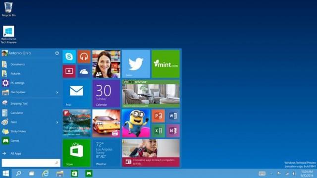 Ufficializzata la data di uscita di Windows 10