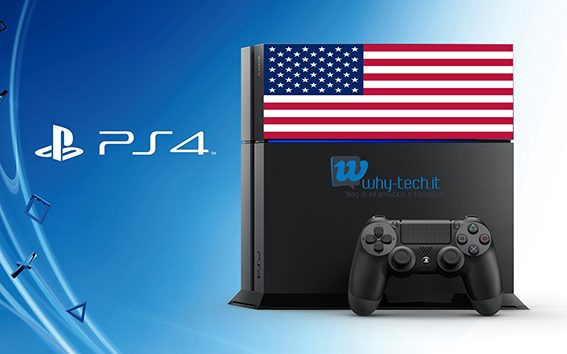Come creare un account americano (USA) su Playstation 4